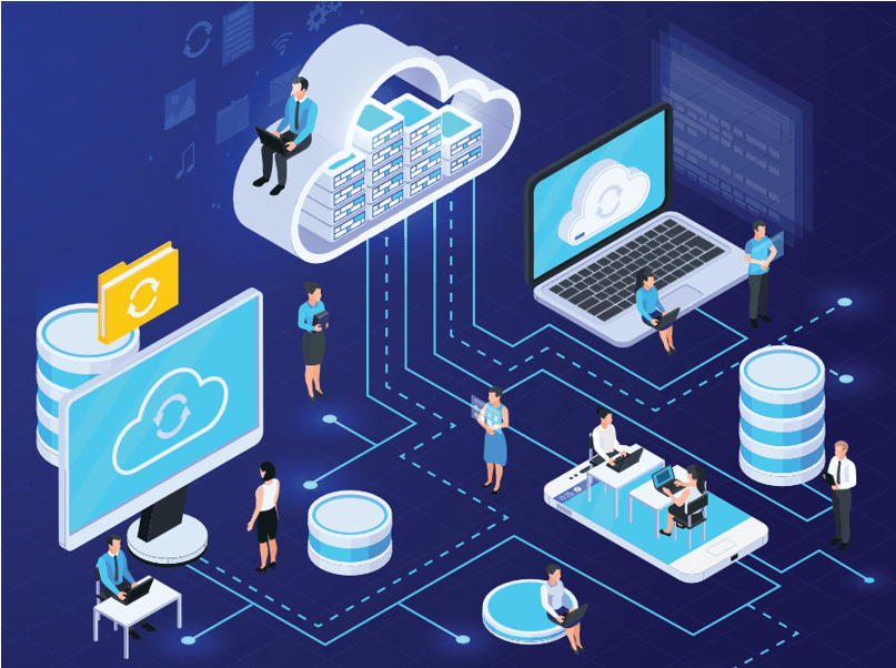 What cloud computing will look like in 2021.